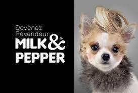 MILK & PEPPER